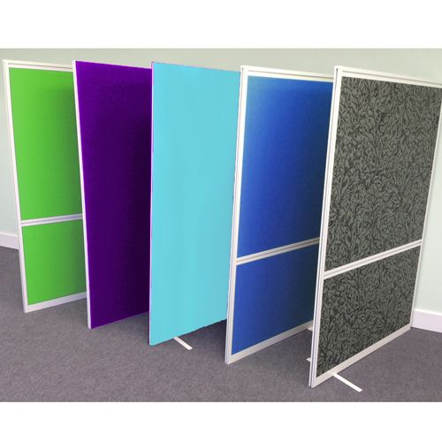 New Free Standing Screens Tall Office Dividers